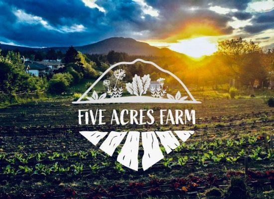 Five Acre Farm Community Consultation